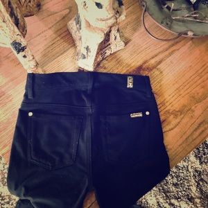 7 for All Mankind | High Waist Skinny | Black